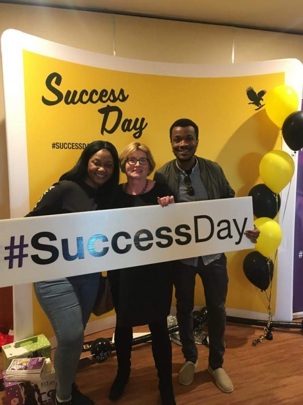 Attending a Forever Success Day - Anita Aloe