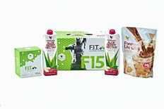 F.I.T. 15 with Aloe Berry Nectar