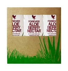 Forever Aloe Berry Tripack - Drinks and Gels