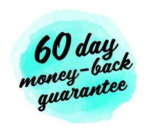 60 Day Satisfaction Guaranteed