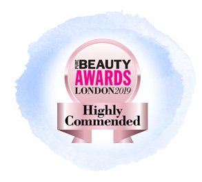 Pure Beauty Awards London - Highly Commended